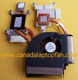HP Pavilion DV7-3173CA Laptop CPU Fan and Heatsink
