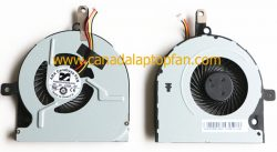 100% Brand New and High Quality Toshiba Satellite C55D-B5241 Laptop CPU Fan
