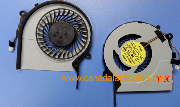 100% Brand New and High Quality Toshiba Satellite C50-C Series Laptop CPU Fan