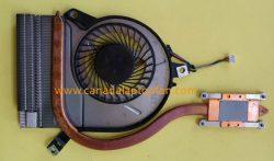100% High Quality HP Pavilion 15-P022CA Laptop Fan and Heatsink 767706-001
