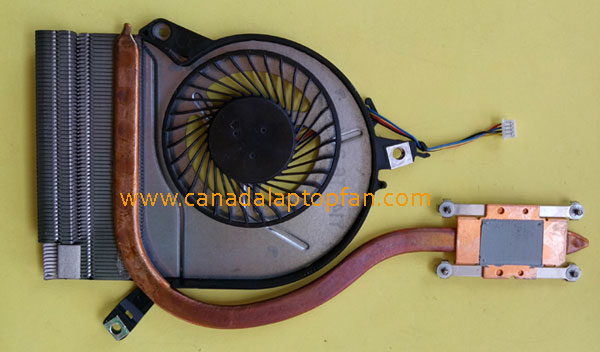 100% High Quality HP Pavilion 15-P022CA Laptop Fan and Heatsink 767706-001