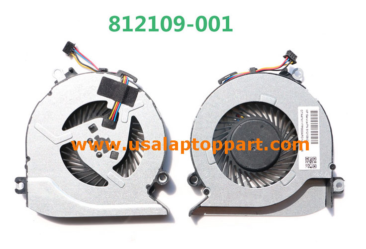 100% Original HP Pavilion 17-G103DX Laptop CPU Cooling Fan