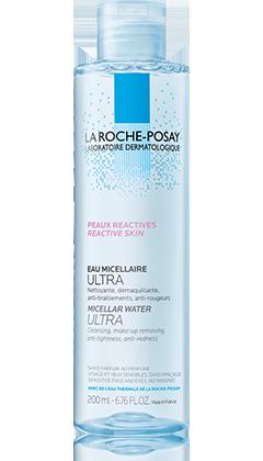 Micellar Water Ultra Reactive Skin | La Roche-Posay® Australia