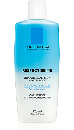 Respectissime Waterproof Eye Make-Up Remover, Respectissime by La Roche-Posay