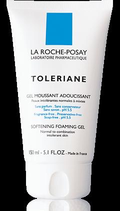 Toleriane Foaming Gel, Toleriane by La Roche-Posay