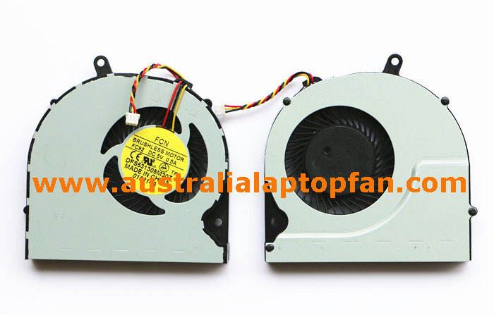 100% Original Toshiba Satellite P50-B Series Laptop CPU Fan