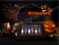Candle System Prop – Halloween Prop at 1987 Studio