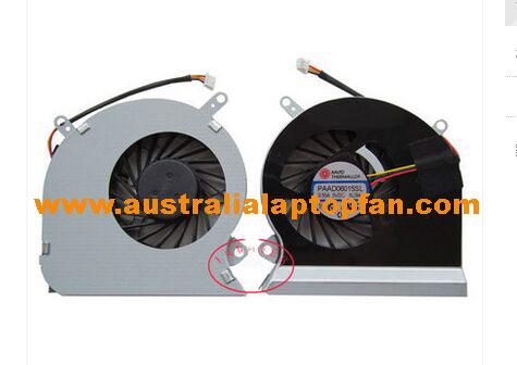 MSI MS-16GA Laptop CPU Fan