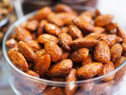 Smoky Candied Almonds Recipe | Serious Eats