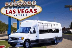Las Vegas Hop-On Hop-Off Big Bus Tour with Panoramic View 2018