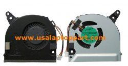 100% Original ACER Aspire M5-581G Series Laptop CPU Cooling Fan