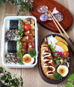 Fish Bento 😋
