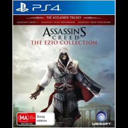 Assassin's Creed The Ezio Collection – EB Games Australia