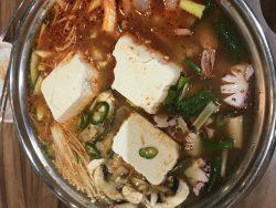 Korea Hot pot