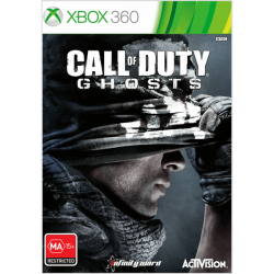 Call of Duty: Ghosts (preowned) – EB Games Australia