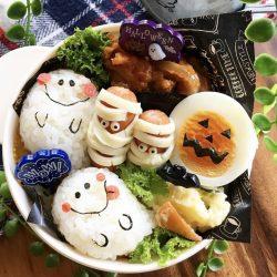 Kids Halloween lunch 🥙