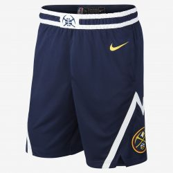Denver Nuggets Icon Edition Swingman Men's Nike NBA Shorts. Nike.com AU