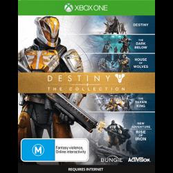 Destiny: The Collection – EB Games Australia