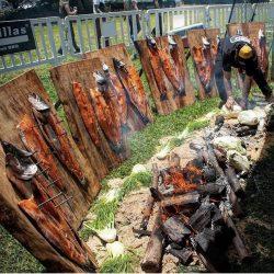 BBQ Salmons