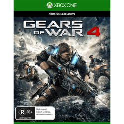 Gears of War 4 – EB Games Australia