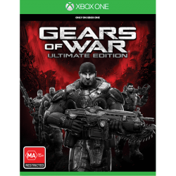 Gears of War Ultimate Edition – EB Games Australia
