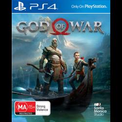 God of War – EB Games Australia