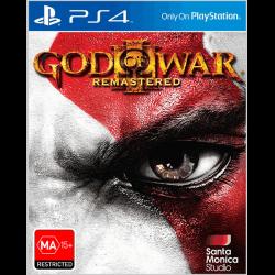 God of War III Remastered – EB Games Australia