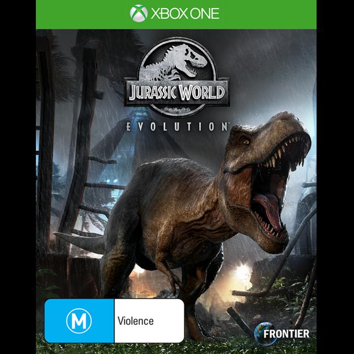 Jurassic World Evolution – EB Games Australia