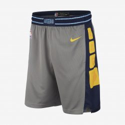 Memphis Grizzlies City Edition Swingman Men's Nike NBA Shorts. Nike.com AU