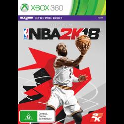 NBA 2K18 – EB Games Australia