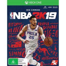 NBA 2K19 – EB Games Australia
