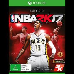 NBA 2K17 – EB Games Australia