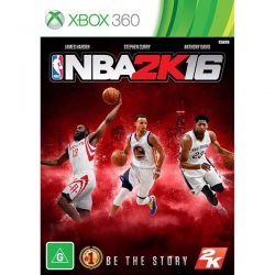 NBA 2K16 – EB Games Australia