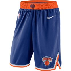 [Nike/NBA] New York Knicks Nike Icon Edition Swingman Short – Kickz101