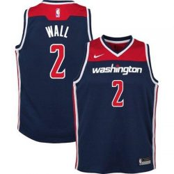 [Nike/NBA] Youth Swingman John Wall Washington Wizards Jersey – Kickz101