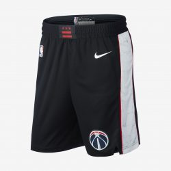 Washington Wizards City Edition Swingman Men's Nike NBA Shorts. Nike.com AU