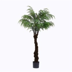 Artificial Fern Tree