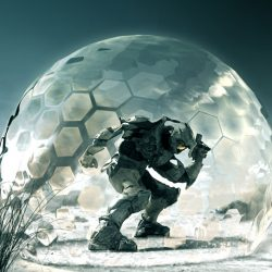 Bubble Shield | Tech | Universe | Halo