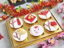 🐷年 Cupcakes