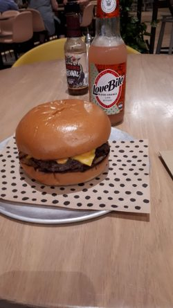 Burger for dinner ?