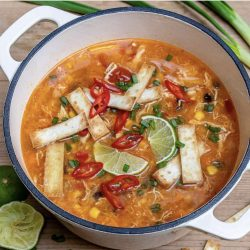 Chilli Tortilla Soup