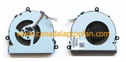 100% High Quality HP 15-BA033CA Laptop CPU Fan 813946-001