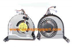 100% Original HP Envy 15-K277CA Laptop CPU Cooling Fan