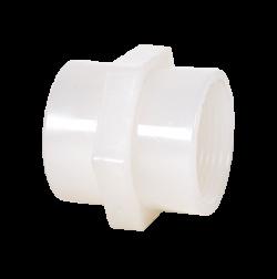 Plastic valve pipe
