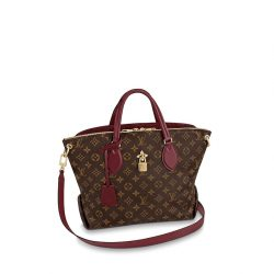 Flower Zipped Tote MM Monogram Canvas – Handbags | LOUIS VUITTON