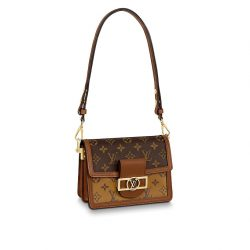 Mini Dauphine Monogram Canvas – Handbags | LOUIS VUITTON
