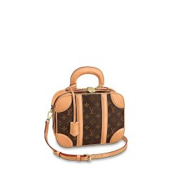 Mini Luggage Monogram Canvas – Handbags | LOUIS VUITTON