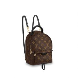 Palm Springs Backpack Mini Monogram Canvas – Handbags | LOUIS VUITTON