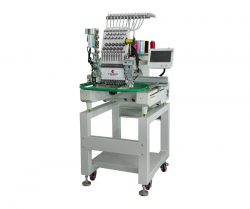 Fully automatic template sewing machine