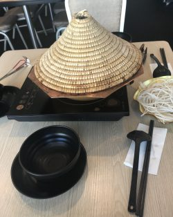 Chicken Hotpot – 醉鸡火锅